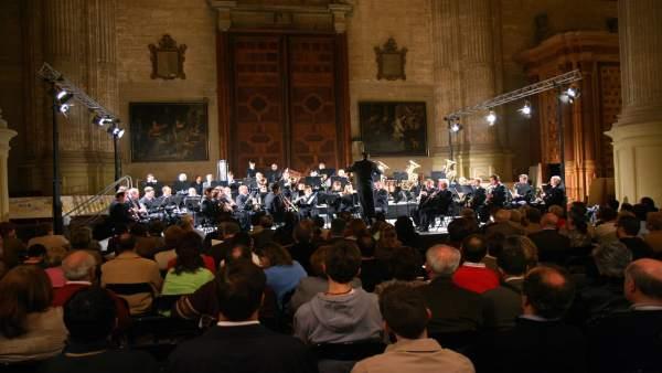 Málaga.- La Catedral acoge este domingo el concierto extraordinario de cuaresma