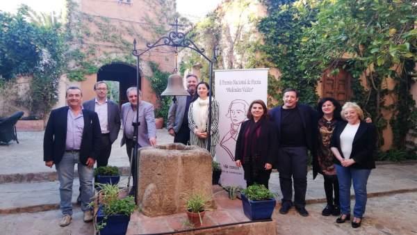 Álvaro Valverde gana con 'El cuarto del Siroco' el II Premio Nacional de Poesía