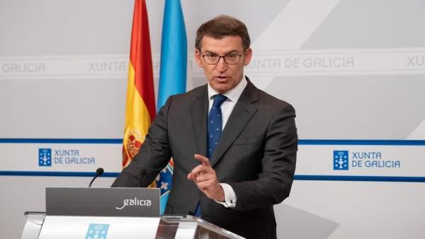 Consello.- Aprobada la oferta de empleo de la Administración general gallega par