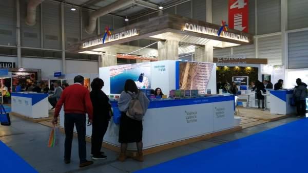 Turismo.- La Generalitat promociona la oferta turística de la Comunitat en la fe
