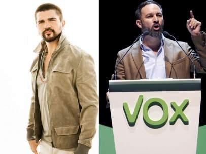 Juanes y Abascal