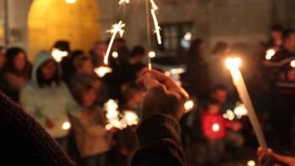 Hoteles y monumentos de toda España celebran 'La Hora del Planeta'