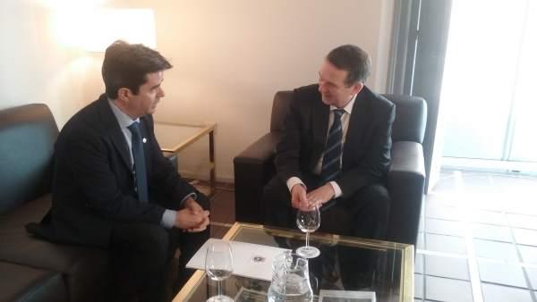 Luis Felipe señala que Huesca va a poder destinar 3 millones más a inversiones g
