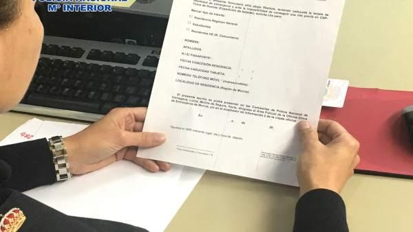 Policía Nacional crea un formulario de solicitud de cita previa para la renovaci