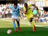 Celta vs. Villarreal.