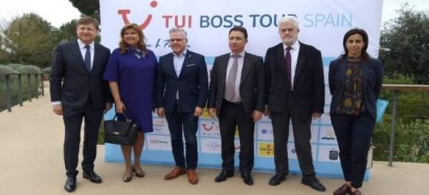 La operadora turística TUI Russia & CIS elige la Costa Daurada para expandirse p