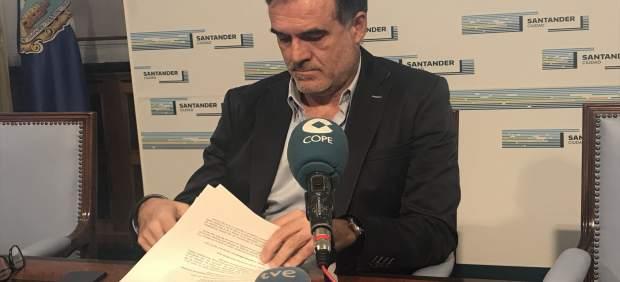 Santander.- PP sobre diques: Lo único que debe decidir el Ministerio es si antep