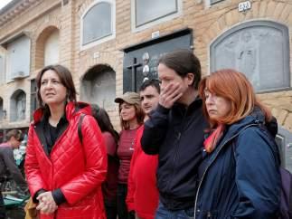 Pablo Iglesias en Paterna