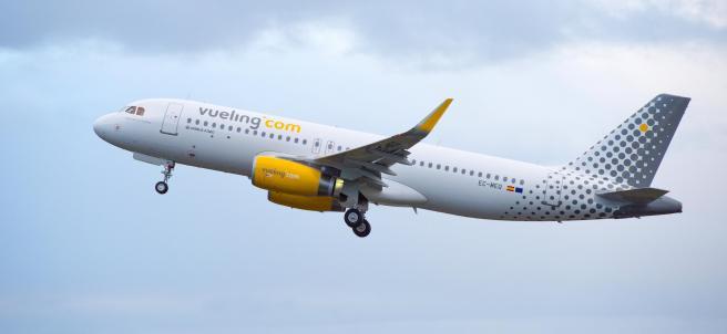 Economía/Empresas.- Vueling ofrecerá más de 700.500 asientos para viajar a Portu
