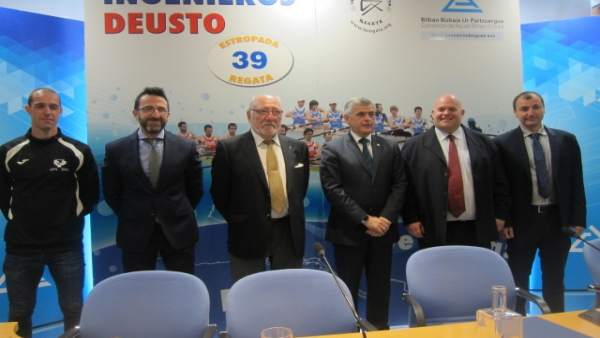 Bilbao acoge una 'espectacular y vistosa' 39 edición de la Regata  Ingenieros-De