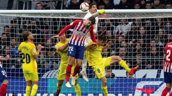 Atlético - Girona