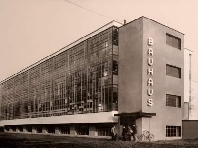 Walter Gropius: Edificio de la Bauhaus en Dessau, 1925/26