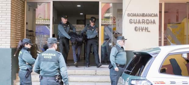 La expareja de Bernardo Montoya se declara inocente ante la jueza del caso del crimen de Laura Luelmo