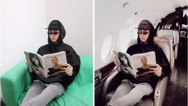 Realidad vs Instagram