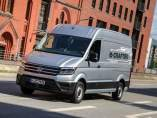 Una furgoneta eléctrica con 170 kilómetros de autonomía.