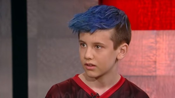 El 'youtuber' Griffin Spikoski