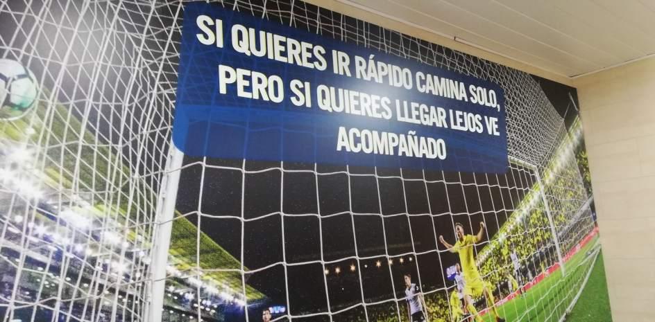 Motivación del Villarreal