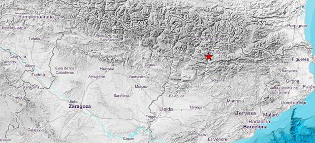 Cataluña y Huesca sufren el terremoto más potente del siglo en la zona