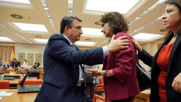 Diputación Permanente. Esteban y Montero
