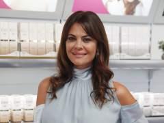 María José Suárez en su reciente visita a España.