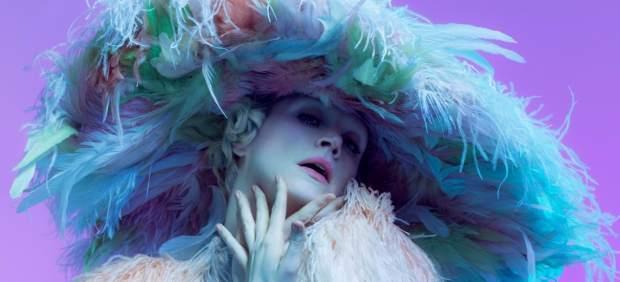 La actriz Gwendoline Christie fotografiada por Charlotte Rutherford