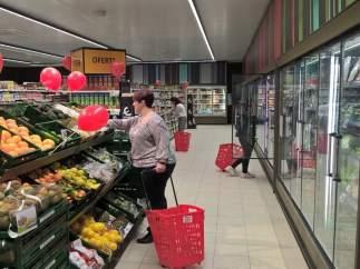 Castelló.- EROSKI inaugura un nou supermercat franquiciat a Sogorb
