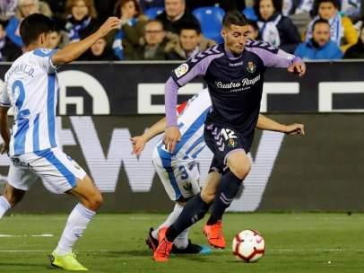 Leganés vs. Valladolid.