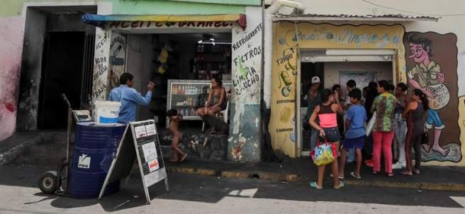 Comercios en Caracas