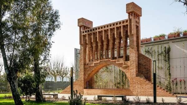 Cascada de Antoni Gaudi