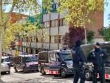AMP.- Successos.- Cop policial contra una banda de lladres que s'amagava a l'ins