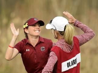 Ainhoa Olarra jugará en el legendario Augusta National Golf