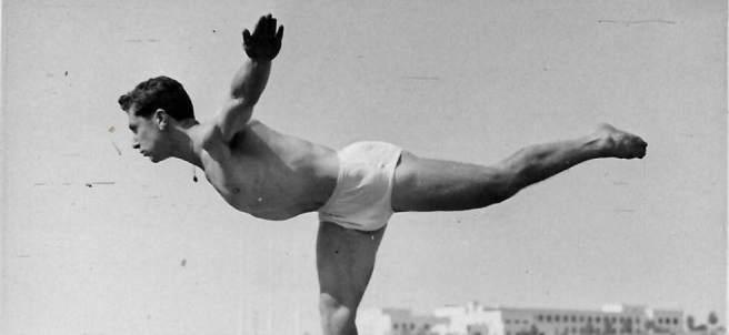 José Luis Torres, pionero del atletismo