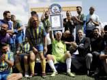 Itzhak Hayk record guines al futbolista más mayor