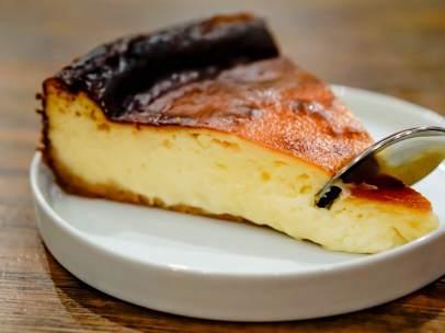 La mejor tarta de queso de España.