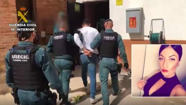 Hallan el cuerpo de la joven desaparecida en Vinaroz tras la confesión de su novio