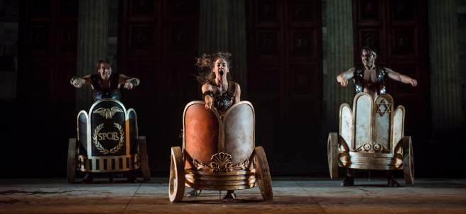 La famosa carrera de cuadrigas de 'La loca, loca historia de Ben-Hur'