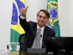 Bolsonaro, el presidente de Brasil
