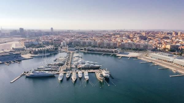 """La Marina busca la nova postal de València, """"una imatge que reflectisca la passió pel mar i la nàutica"""""""
