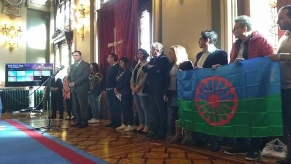 Celebración Día del Pueblo Gitano