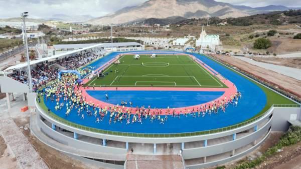 Málaga.- El Ayuntamiento de Estepona pone en funcionamiento el estadio de atleti