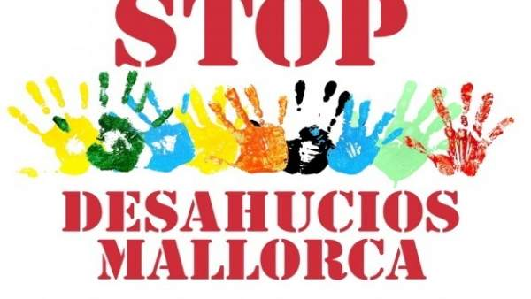 Logo de Stop Desahucios Mallorca