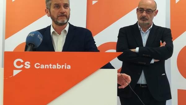 26M.- Ceruti Quiere Sacar A Santander De La 'Mediocridad' Y Dar Voz A Los Ciudad