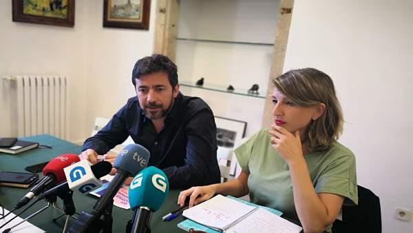 En Común-Unidas Podemos exige a Pedro Sánchez 'dar la cara inmediatamente' y dec