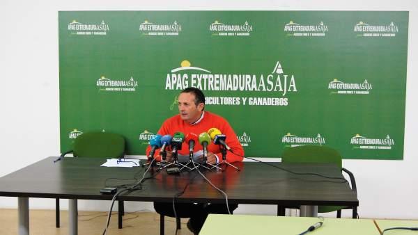 26M.- APAG Asaja Solicita A Los Partidos Políticos Mejoras Como Menor Burocracia