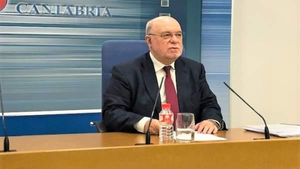 Cantabria va 'un año adelantada' en cumplimiento de déficit y no tendrá que hace
