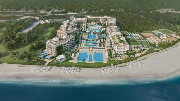 Ikos Andalusia Estepona resort complejo hotel mayo 2020 turismo lujo vacaciones