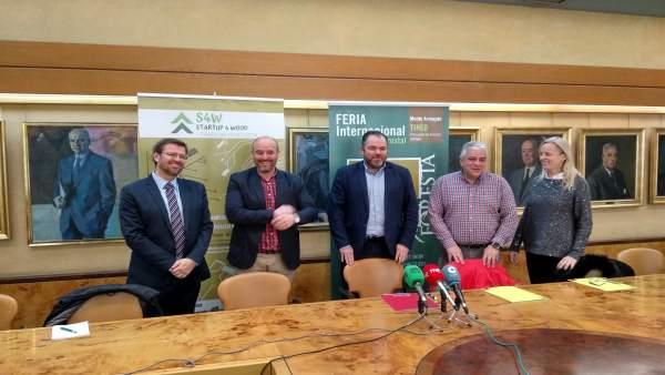 Presentación del primer torneo de innovación forestal en Tineo