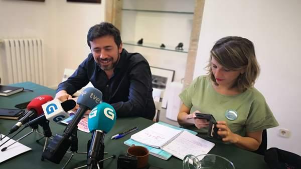 28A.- En Común-Unidas Podemos Aspira A 'Gobernar' Y Ve 'Clara Posibilidad' De Lo