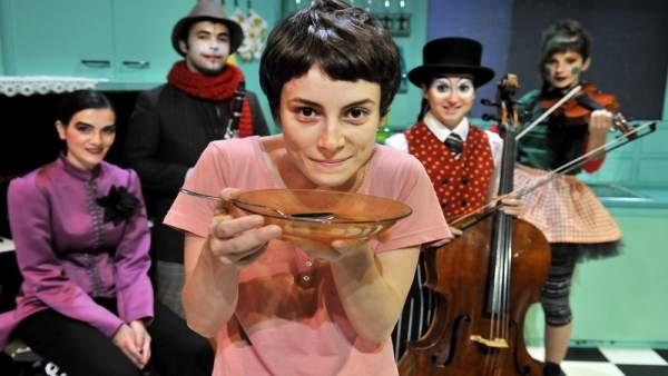 Córdoba.- Más de 1.500 escolares asistirán en Córdoba al espectáculo 'Acábate la