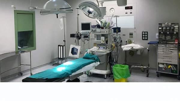 El Hospital de La Gomera aumenta un 18% las intervenciones quirúrgicas durante 2